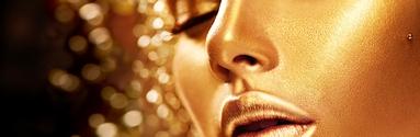 Photo piercing en or