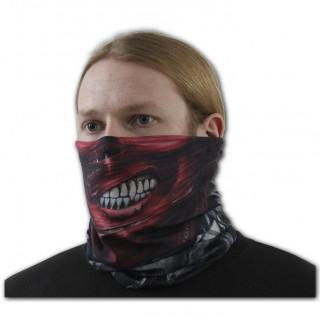 Masque facial multi-fonctions à visage dépecé