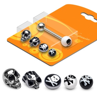 Pack piercing langue - PL11