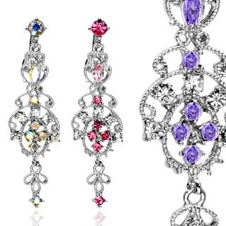 achat piercing nombril invers avec chandelier royal. Black Bedroom Furniture Sets. Home Design Ideas