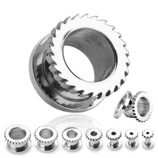 Piercing plug scie circulaire acier