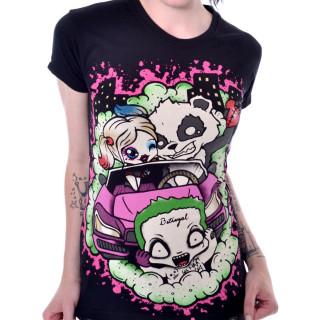 T-shirt femme BETRAYED T - Cupcake Cult