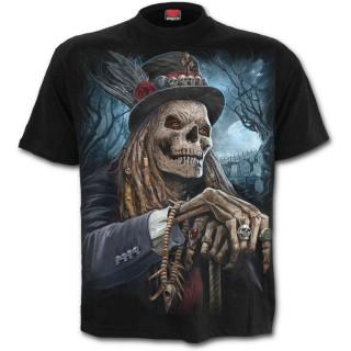 T-shirt homme à démon sans âme et attrape-rêves