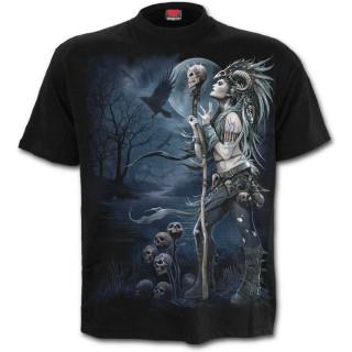 T-shirt homme gothique à Reine des corbeaux