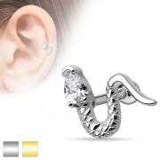 Piercingschmuck Piercing oreille cartilage chevrons de flèche